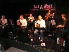 STS - Coverband Auf a Wort