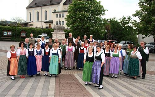 Walser Volksliedchor Singen is unser Freid