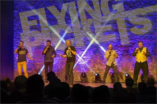 "The Flying Pickets - ""Only Human Tour 2020"""