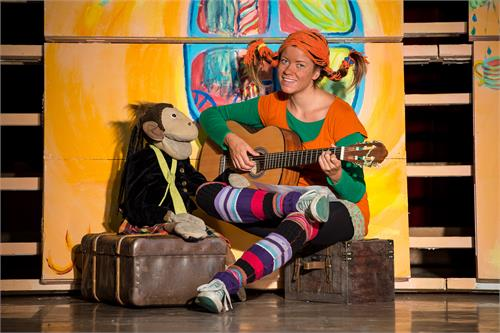 """Pippi Langstrumpf"" – Kindertheater mit theater tabor"